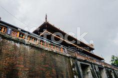 Hue citadel royalty-free stock photo