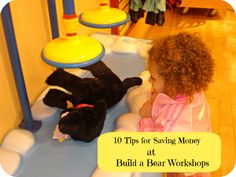 10 Tips for Saving Money at Build a Bear Workshops - How to find Build a Bear coupons, store sales, and seasonal deals