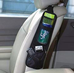 Okeler Black Nylon Auto Car Seat Chair Side Bag Hanging Organizer Storage Multi-Pocket with Free Pen Okeler http://www.amazon.com/dp/B00F4YHODS/ref=cm_sw_r_pi_dp_tzVcxb0ARTCHR