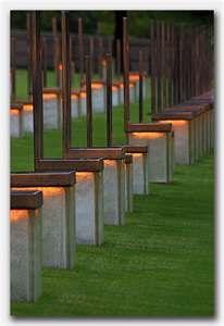 OKC Memorial (Beautiful photo)