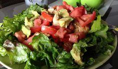 Chicken Fajita Salad - Paleo Plan