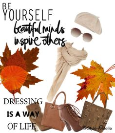 #Fall is here #Beyourself #Fashion