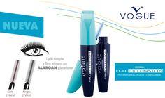 Cosméticos Vogue | PESTAÑINAS Full Extensión - Cosméticos Vogue Vogue, Straightener, Beauty, Black Coffee, Makeup Brands, Extensions, Makeup Lips, Beauty Illustration