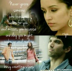 1000+ images about Quotes (Bollywood) on Pinterest | Ek villain, Kos ...