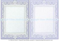 Blue (4) Lace Frames - 2 x A5 - Card Making http://www.craftsuprint.com/card-making/toppers/frames/blue-4-lace-frames-2-x-a5.cfm?r=122796