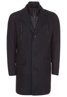 Strellson Premium - CASION - Wollmantel / klassischer Mantel - schwarz