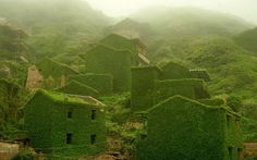China's Lush, Green Ghost Town | Travel + Leisure