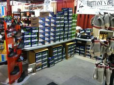 We have a vast selection of Blundstone and Pook at the Lindsay Ex this weekend. About 100 pair! Brittany, The Selection, Events, Bretagne