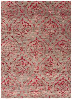 Basanti 6320, Luxor hand knotted rug