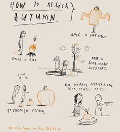 relish autumn.