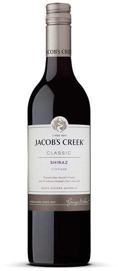 Jacob's Creek Classic Shiraz Wine
