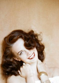 Natalie Wood photographed by Peter Basch [1960s]