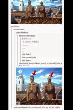 Funny Attack on Titan