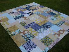 Turning Twenty quilt pattern. | Quilts | Pinterest | Patterns ... : fast fat quarter quilts - Adamdwight.com