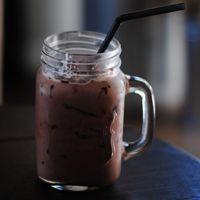 przepis na kawę z czekoladą