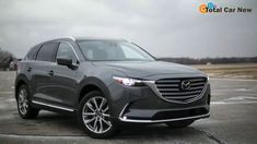 2018 MAZDA CX 9 Review - Interior Exterior