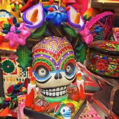 Dia de los muertos #mexico #dayofthedead #altar #pacificbeach