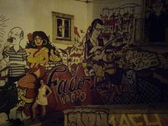 Jamie Lee, Lisbon, Portugal, Street Art, Culture, City, Pictures, Painting, Photos