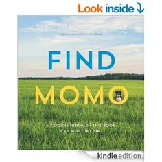 """Find Momo: A Photography Book"" by Andrew Knapp"