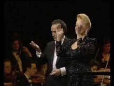 "JOSE' CARRERAS ""Brindisi"" from La Traviata (G.Verdi) EXCLUSIVE PERFORMANCE !!!"