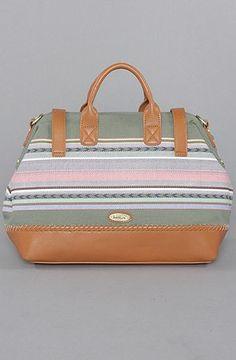 The Hudson Bag in Jade
