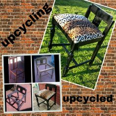 Heres another #upcycle #upcycling and #afterandbefore #beforeandafter available at #starsantiquemarket for $75 in space 4