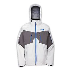 807b0b6040d9 The North Face Free Thinker Jacket TNF White Mens Ski Clothes