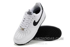 purchase cheap 3fb73 50928 Nike Air Force 1 Low Hombre Blanco Negro (Af 1 Nike) Top Deals, Price  70.65 - Adidas Shoes,Adidas Nmd,Superstar,Originals