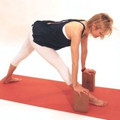 If you have never done yoga before or don't have a lot of flexibility, try this free yoga tutorial that is very beginner friendly. Grab your yoga mat and try some new yoga moves with helpful yoga blocks to assist your balance, coordination and gradually i