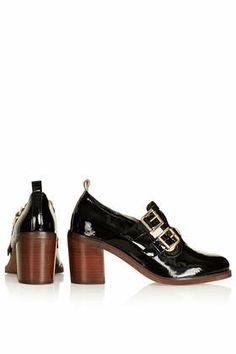 JACQUES2 Double Buckle Shoes