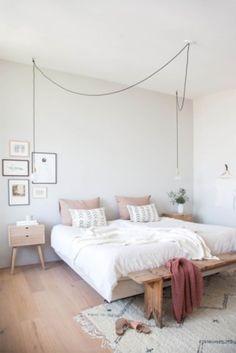 fine 44 Simple and Minimalist Bedroom Ideas