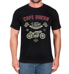 Camiseta Café Racer - Machine Cult - Kustom Shop   A loja das camisetas de carro e moto