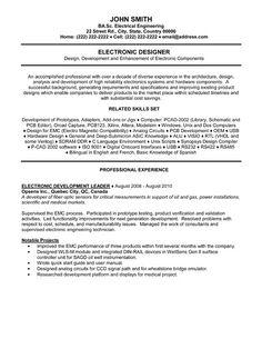 electrical engineer resume sample doc experienced creative resume design templates word pinterest engineering engineers and resume electronic engineer resume sample