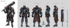 ArtStation - Bear armor concept art for 3D, Sora Kim