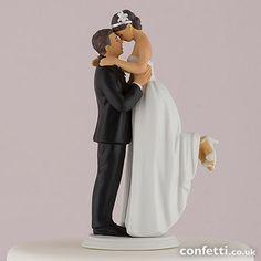 Inexpensive Bride Groom Cake Topper Figurines