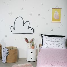 Unicorn Wall decals, Height Charts and Unique Homewares for you – One Hundred Percent Heart