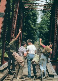 Stand By Me..one of the best movies ever
