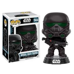 Star Wars Rogue One Imperial Death Trooper Pop! Vinyl - Funko - Star Wars - Pop! Vinyl Figures at Entertainment Earth