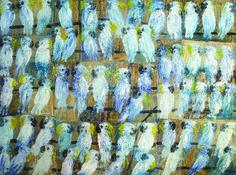 Cuadro Gallery presents Gary Komarin's solo exhibition in #Dubai