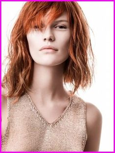 Cute Hairstyles Medium Length Pictures - Bob Haircut hairstyles medium length, hairstyles medium length the most versatile and timeless are are definitel. Updos For Medium Length Hair, Medium Hair Styles, Curly Hair Styles, Natural Hair Styles, Medium Layered Hair, Beautiful Red Hair, Alternative Hair, Hairstyles Haircuts, New Hair