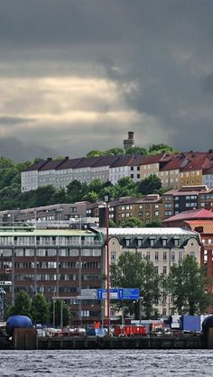 Gothenburg-Skyline-Sweden