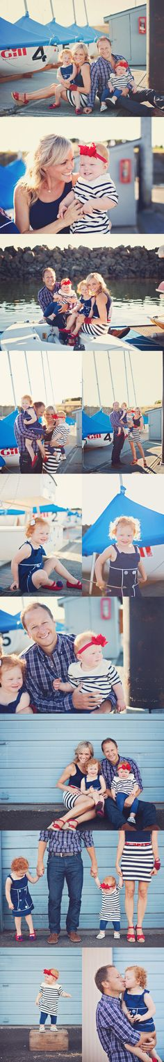 Nautical Family Session