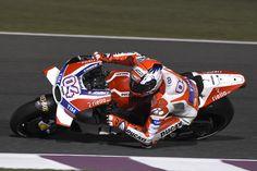 Andrea Dovizioso y Ducati, segundos en el GP de Qatar 2位 20pt.