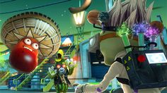 Free PvZ: Garden Warfare DLC Introduces New Map, Pirate Zombies - http://videogamedemons.com/free-pvz-garden-warfare-dlc-introduces-new-map-pirate-zombies/