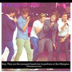 Yeah buddy! I don't see Taylor performing at the Olympics? Do you? I THINK NOT!