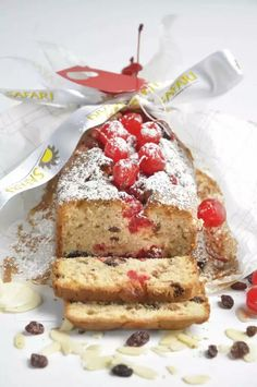 The Christmas Fruit Loaf is light, buttery and not at all dense and dark, which is why it is so delicious! New Years Dinner Party, Easy Cooking, Cooking Recipes, Glazed Cherries, Loaf Cake, White Chocolate Chips, Simple Christmas, Baked Goods, Sweet Recipes