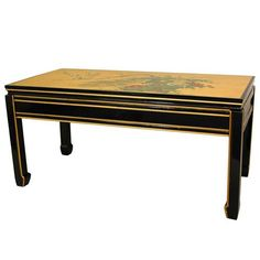Asian occasional table