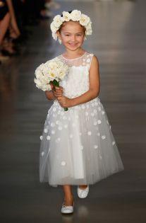 Oscar de la Renta Bridal Spring 2017