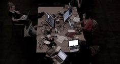 Deep Lab The All-Women Hacker Collective Making Art About the Post-Snowden Age | Motherboard