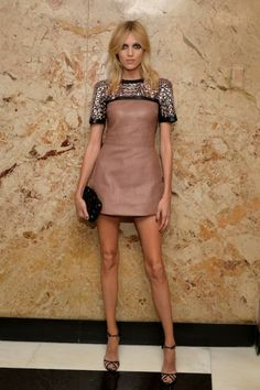 Anja Rubik @ Gucci's Beauty Launch Event - Parties - People - VOGUE Nederland